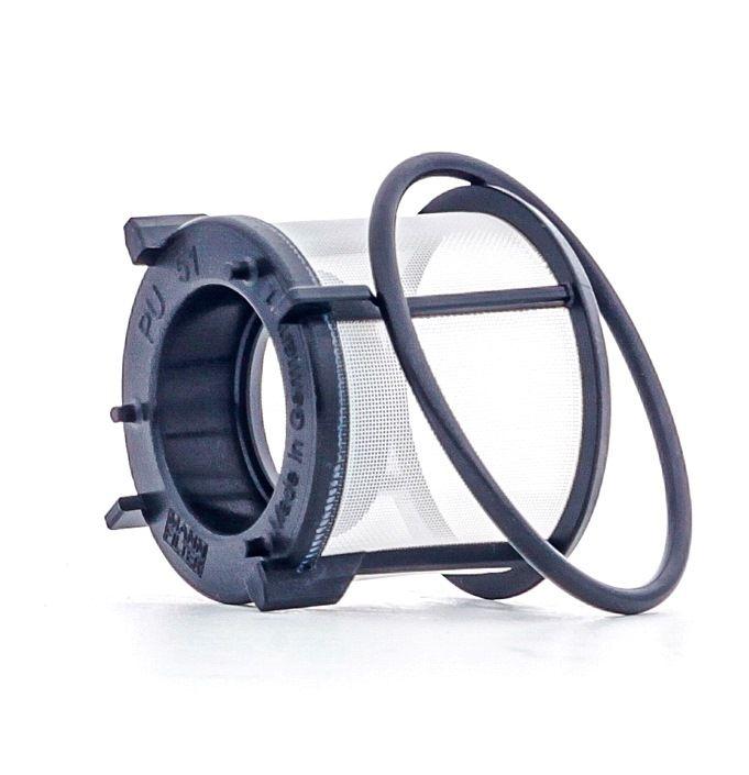 PU 51 x MANN-FILTER Brændstof-filter til MERCEDES-BENZ ATEGO 2 - køb nu