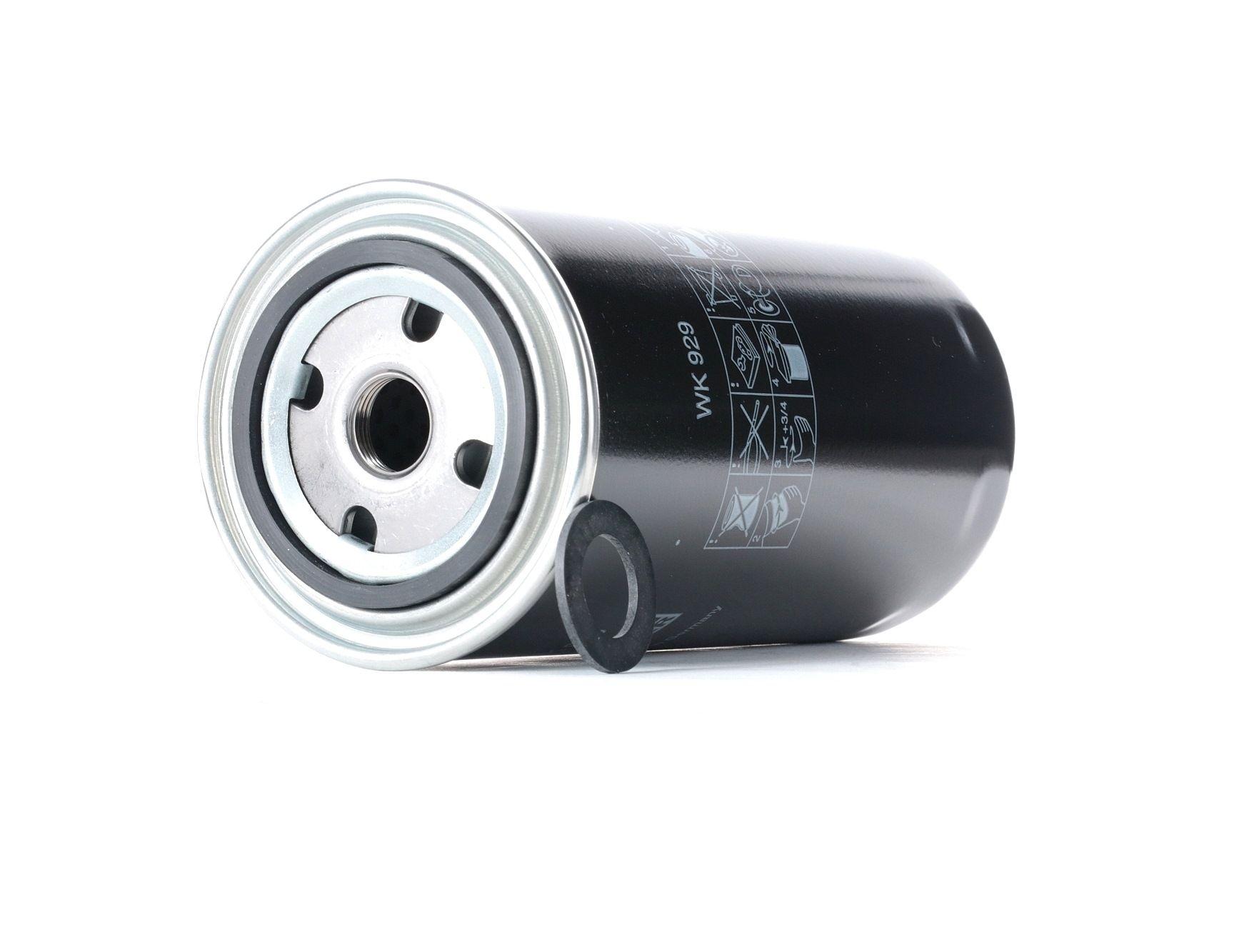WK 929 x MANN-FILTER Kraftstofffilter für DAF LF 55 jetzt kaufen