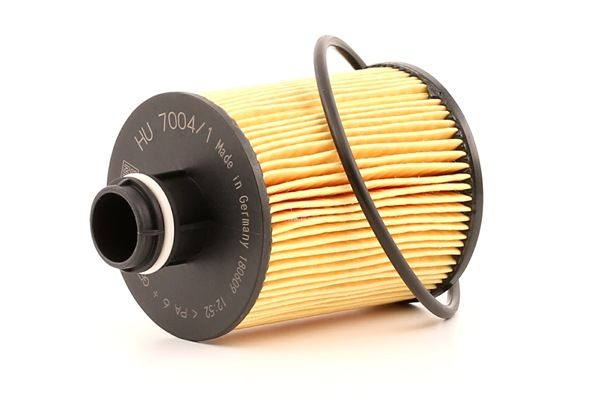 MANN-FILTER: Original Motorölfilter HU 7004/1 x (Ø: 64mm, Höhe: 105mm)