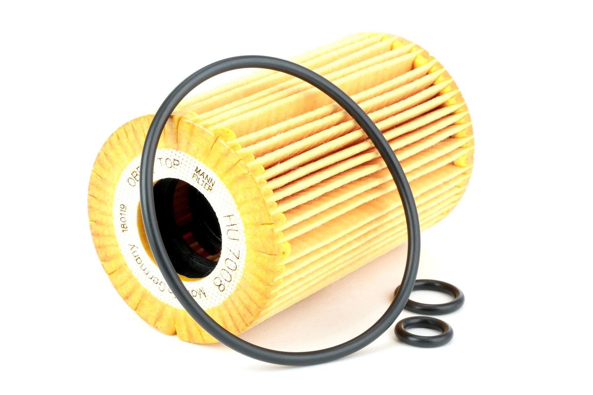Olejový filter HU 7008 z AUDI Q3 v zľave – kupujte hneď!