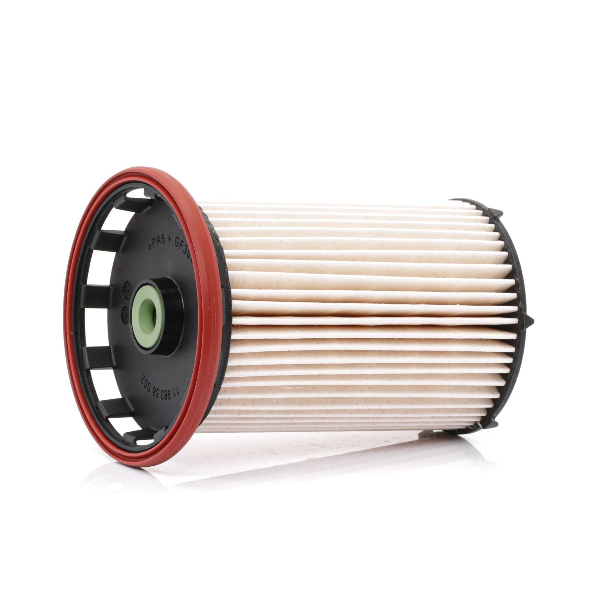 Palivový filtr PU 8007 s vynikajícím poměrem mezi cenou a MANN-FILTER kvalitou