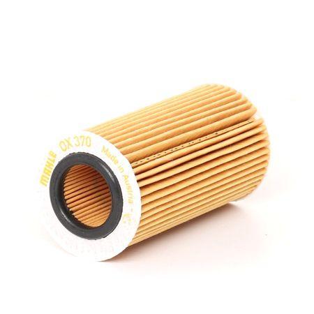 MAHLE ORIGINAL Eļļas filtrs OX 370D1