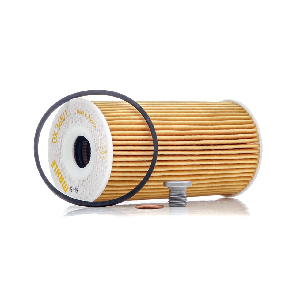 Motorölfilter MAHLE ORIGINAL OX 365/1D