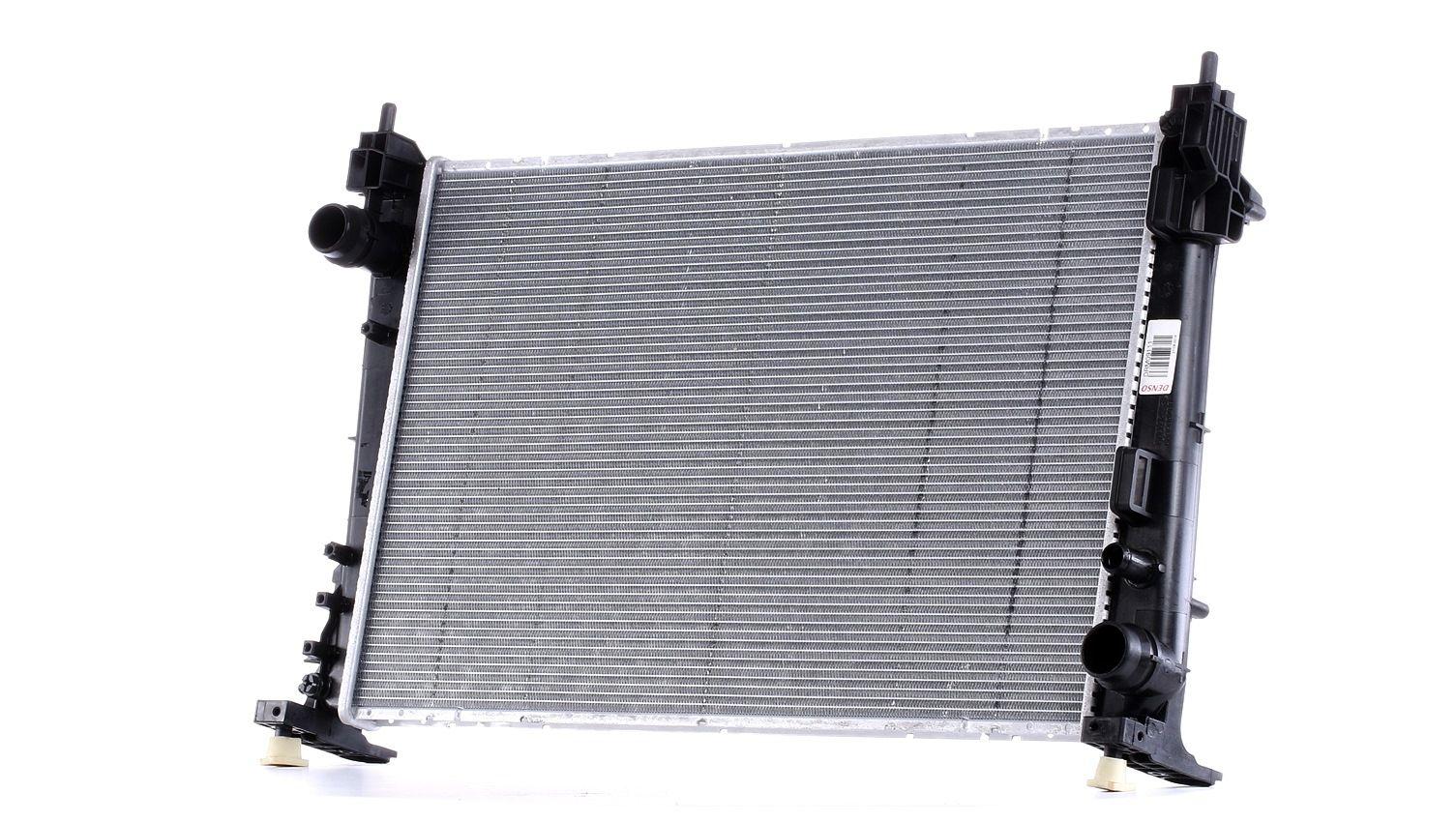 Acquistare ricambi originali DENSO Radiatore, Raffreddamento motore DRM09111