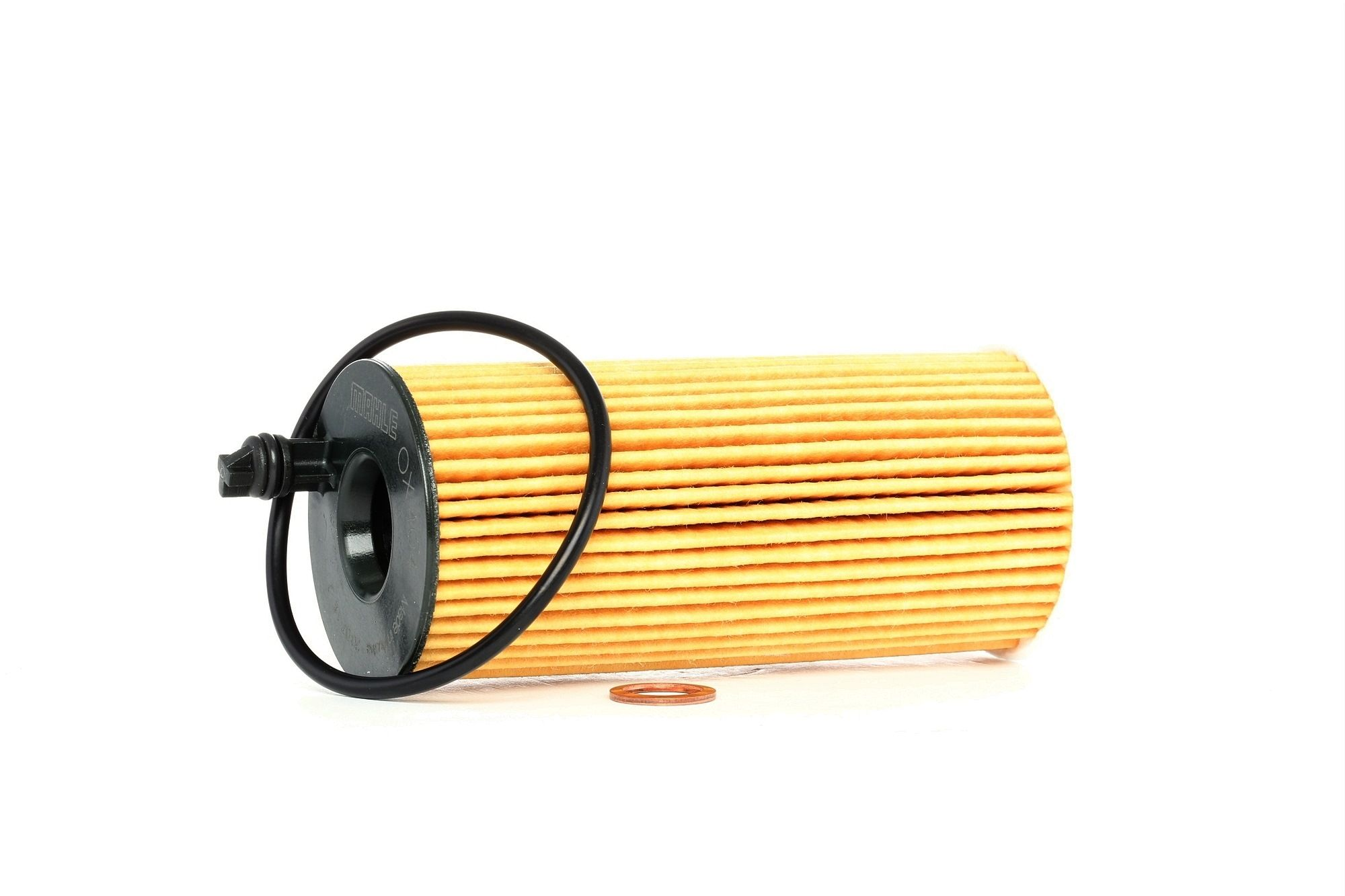 00OX404DECO KNECHT Filtereinsatz Innendurchmesser 2: 18,55mm, Ø: 53,0mm, Höhe: 133,6mm, Höhe 1: 116,1mm Ölfilter OX 404D günstig kaufen