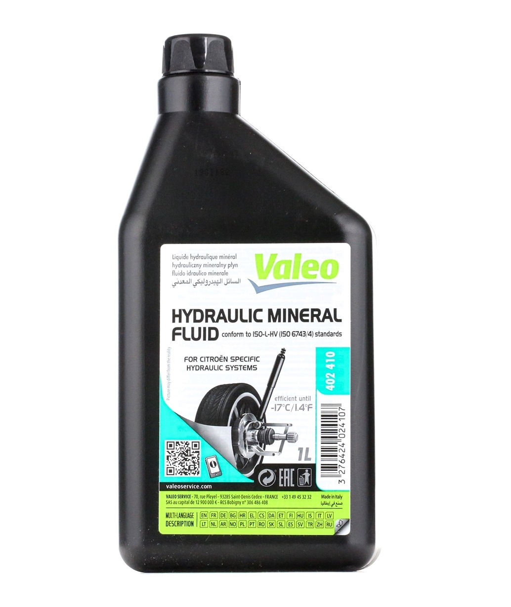 Origine Huiles et fluides VALEO 402410 ()