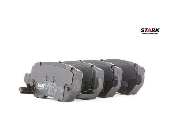 Bremsbelagsatz, Scheibenbremse STARK SKOP-1003 günstige Verschleißteile kaufen