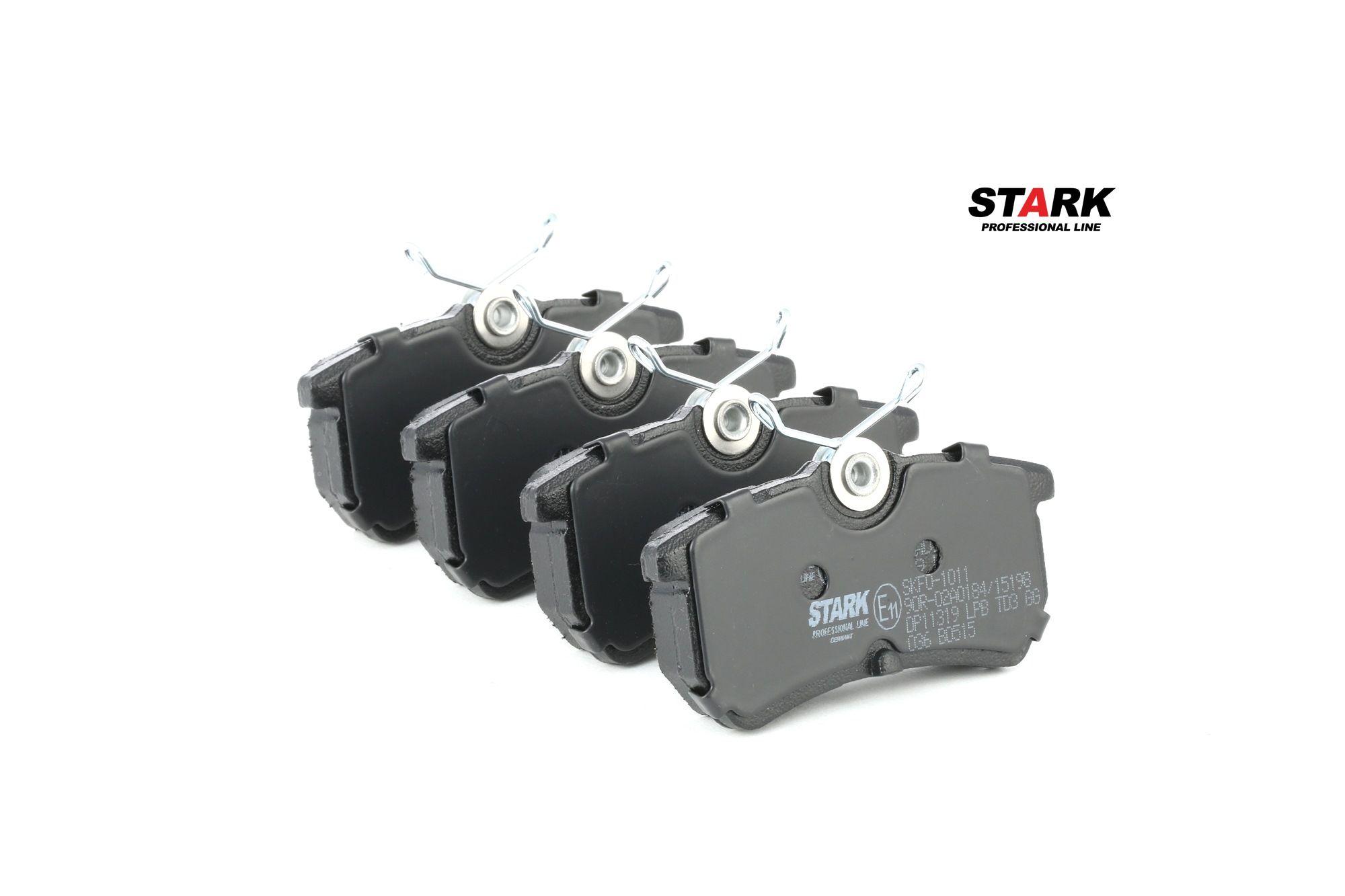 Bremsbelagsatz STARK SKFO-1011
