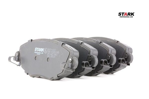 Bremsbelagsatz, Scheibenbremse SKFO-1017 — aktuelle Top OE 1 521 531 Ersatzteile-Angebote
