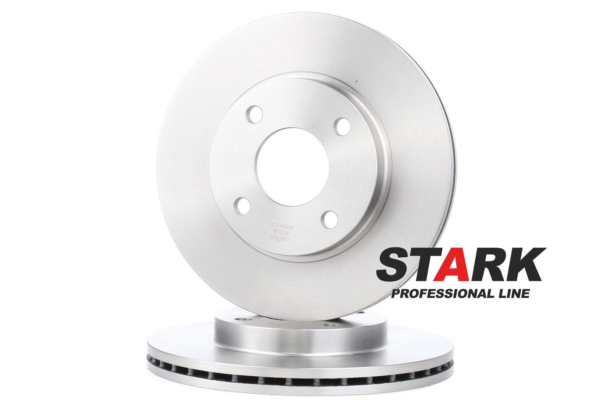 OE Original Bremsscheibe SKFO-2005 STARK