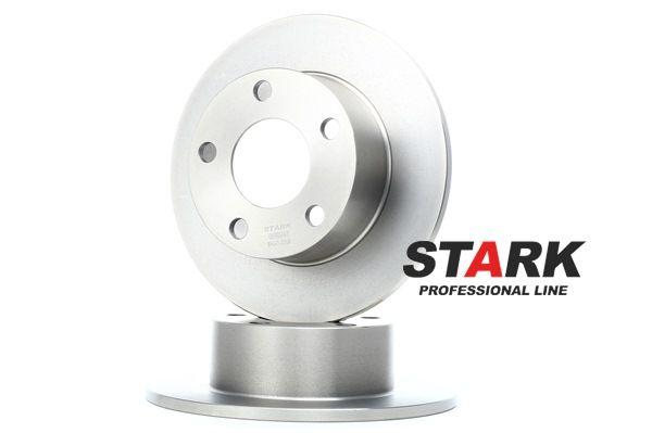 Bremsscheiben SKAD-2008 unschlagbar günstig bei STARK Auto-doc.ch