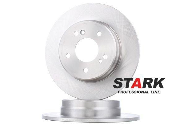 Bremsscheibe STARK SKME-2025 kaufen und wechseln