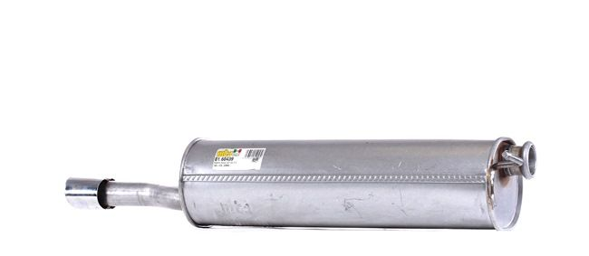 Genuine peugeot 307 CC 3B 2.0 136HP 140HP 2003-Silencieux D/'échappement Arrière Silencieux 1726QY