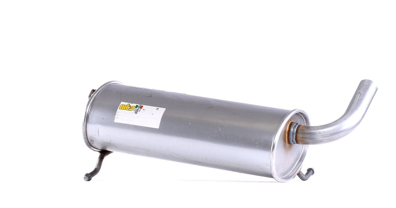 MTS: Original Nachschalldämpfer 01.90350 (Länge: 600mm, Länge: 600mm, Ø: 0mm)