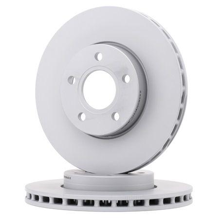Спирачен диск 24.0125-0199.1 с добро ATE съотношение цена-качество