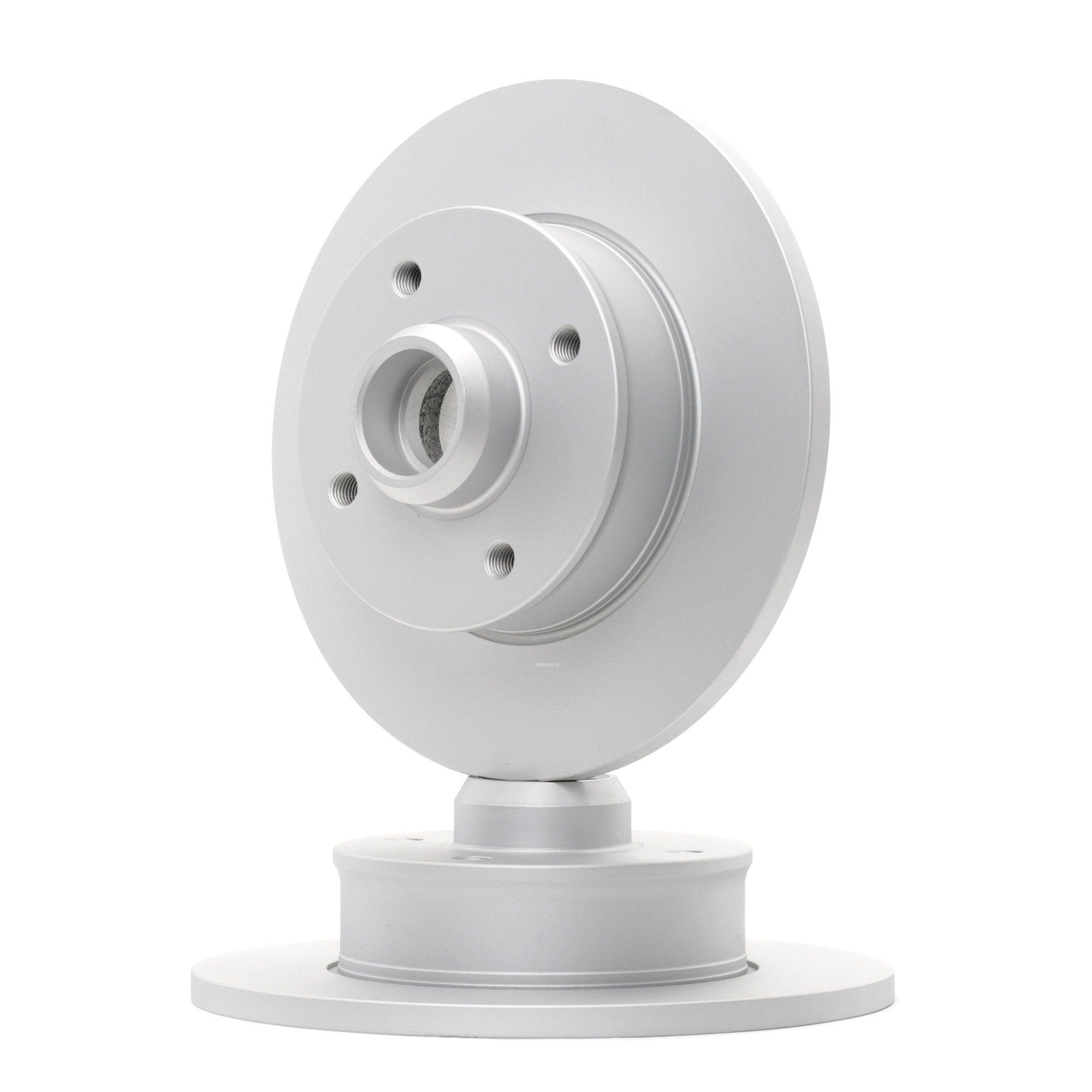 Achetez Disque de frein FERODO DDF137C-1 (Ø: 226mm, Nbre de trous: 4, Épaisseur du disque de frein: 10mm) à un rapport qualité-prix exceptionnel