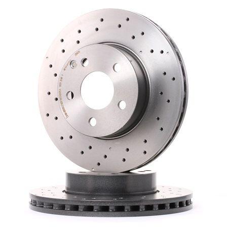 bremseskive brembo coated disc line foraksel 295mm. Black Bedroom Furniture Sets. Home Design Ideas