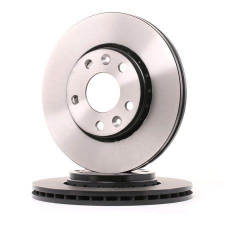 TRW Disco de travão DF6072