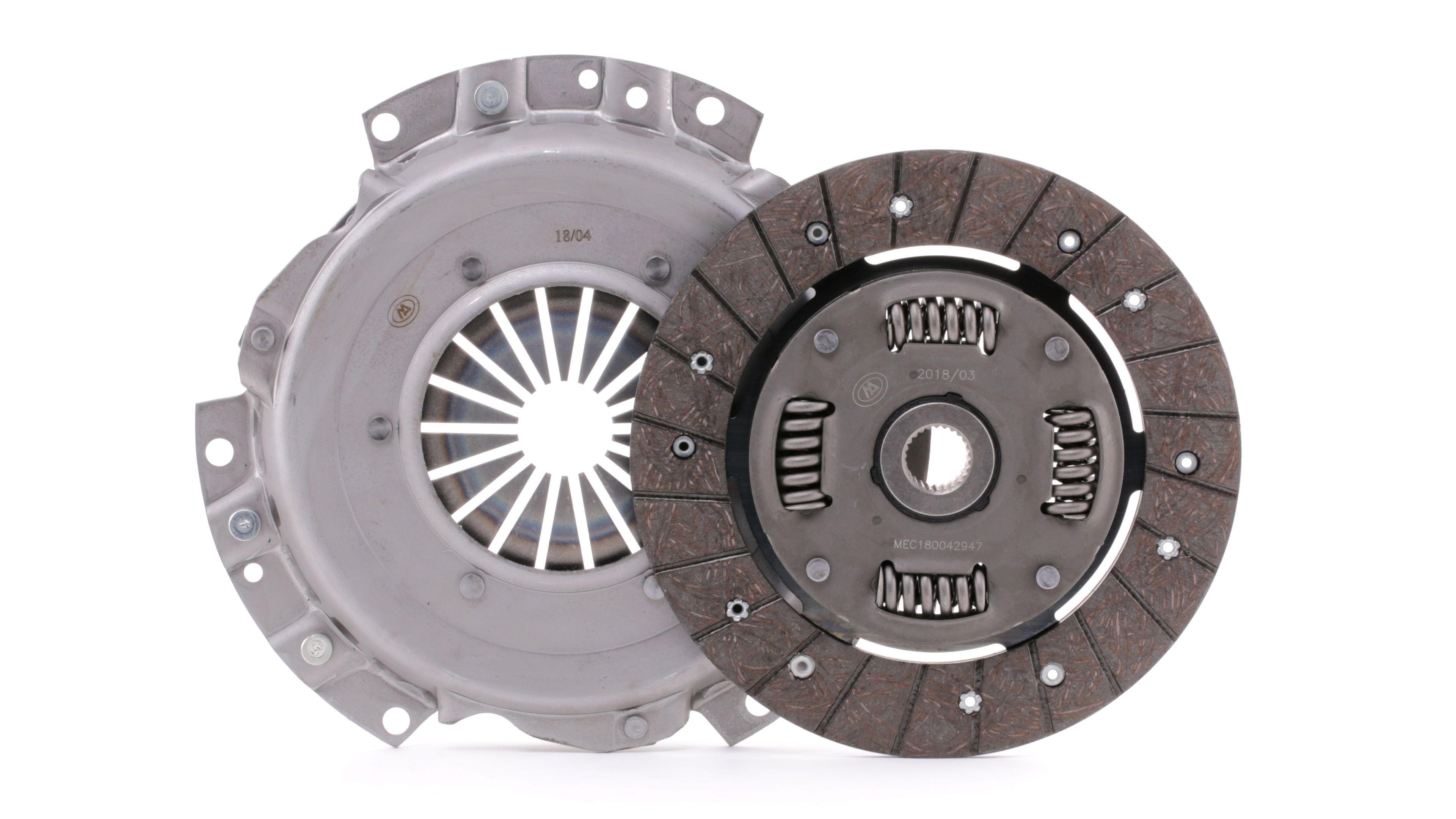 Clutch set MK9929 MECARM — only new parts