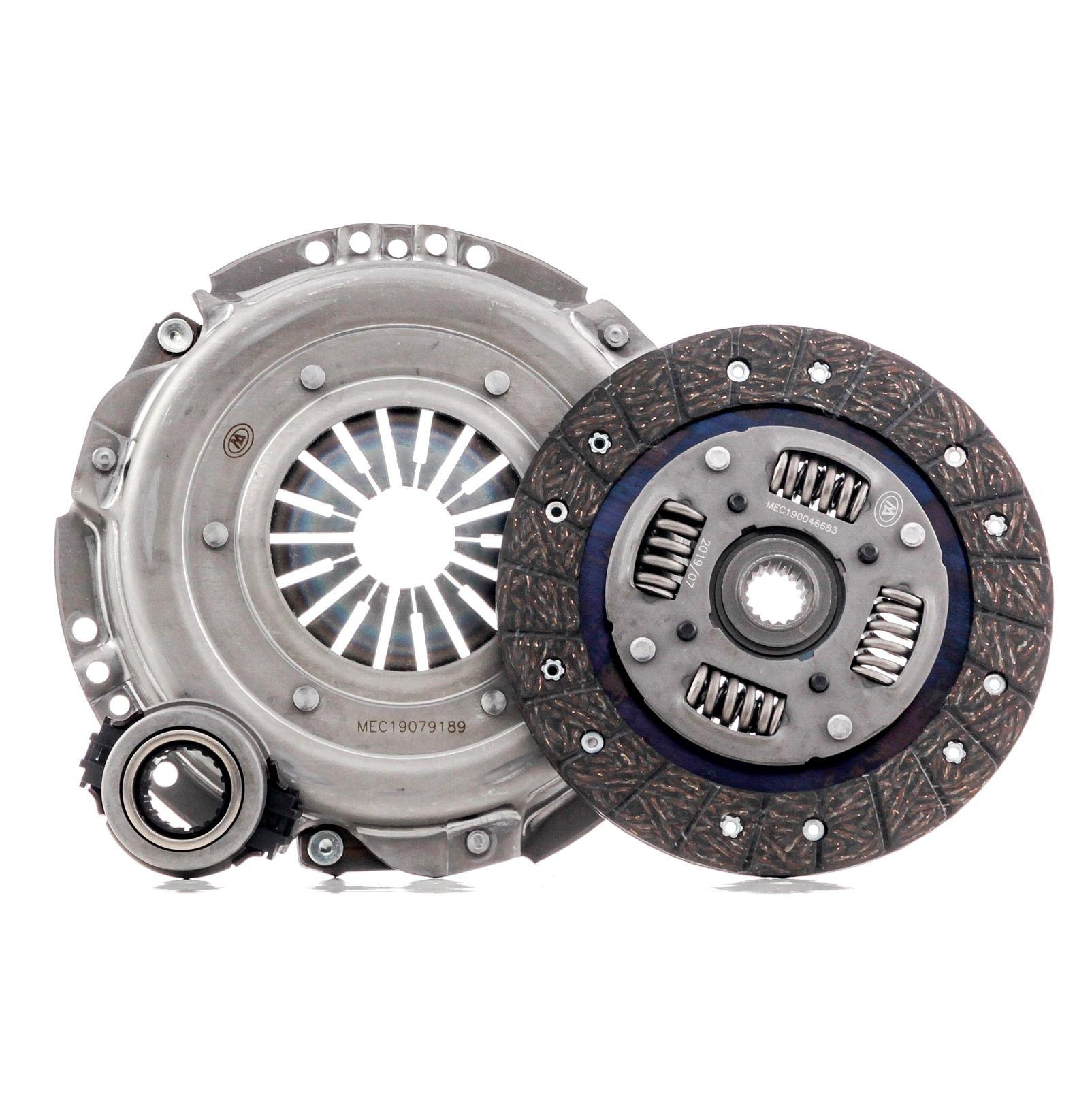 Clutch set MK9280 MECARM — only new parts