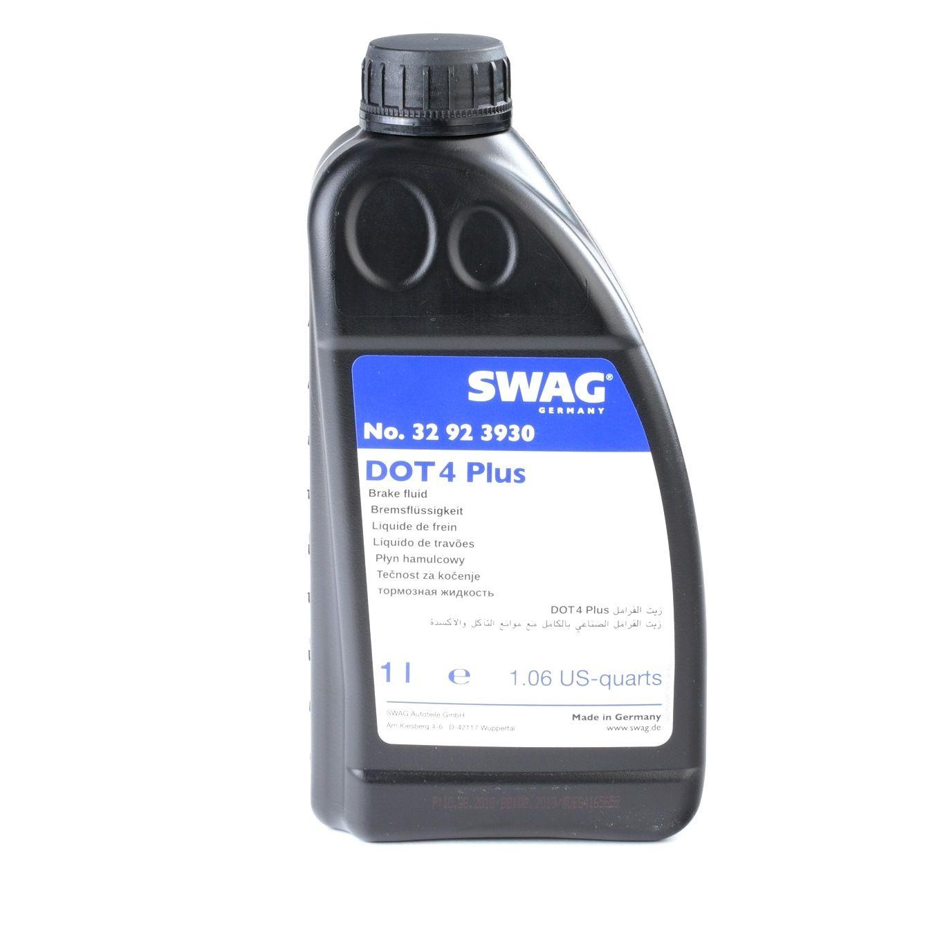 Kopplingsvätska 32 92 3930 som är helt SWAG otroligt kostnadseffektivt