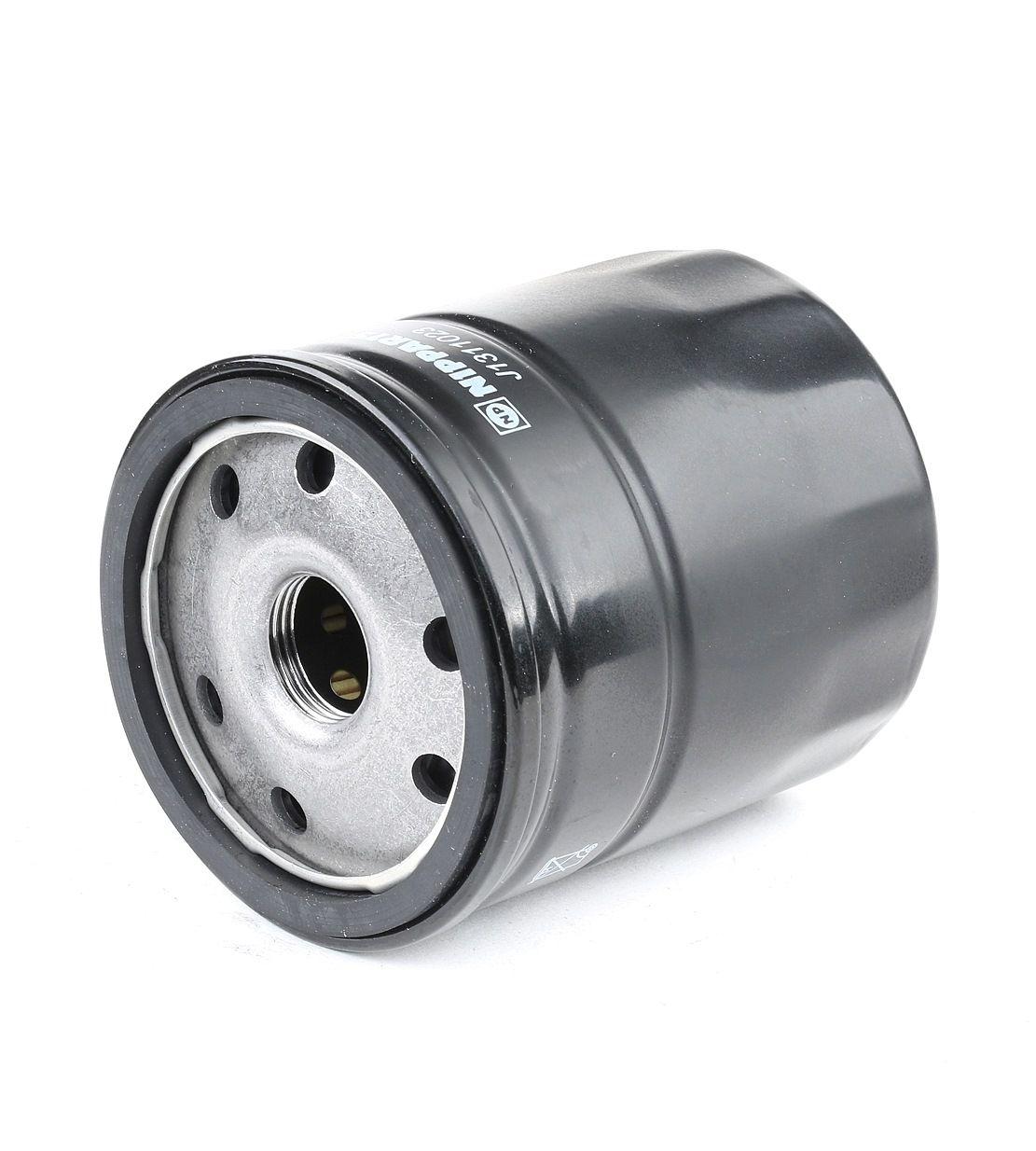 Achat de J1311023 NIPPARTS Filtre vissé Ø: 76mm, Hauteur: 88mm Filtre à huile J1311023 pas chères