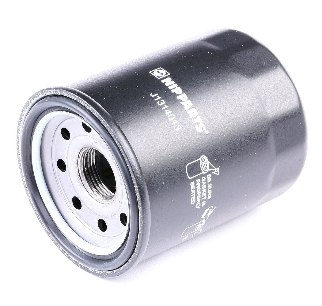 J1314013 NIPPARTS Screw-on Filter Inner Diameter 2: 52,4mm, Ø: 65mm, Height: 85mm Oil Filter J1314013 cheap