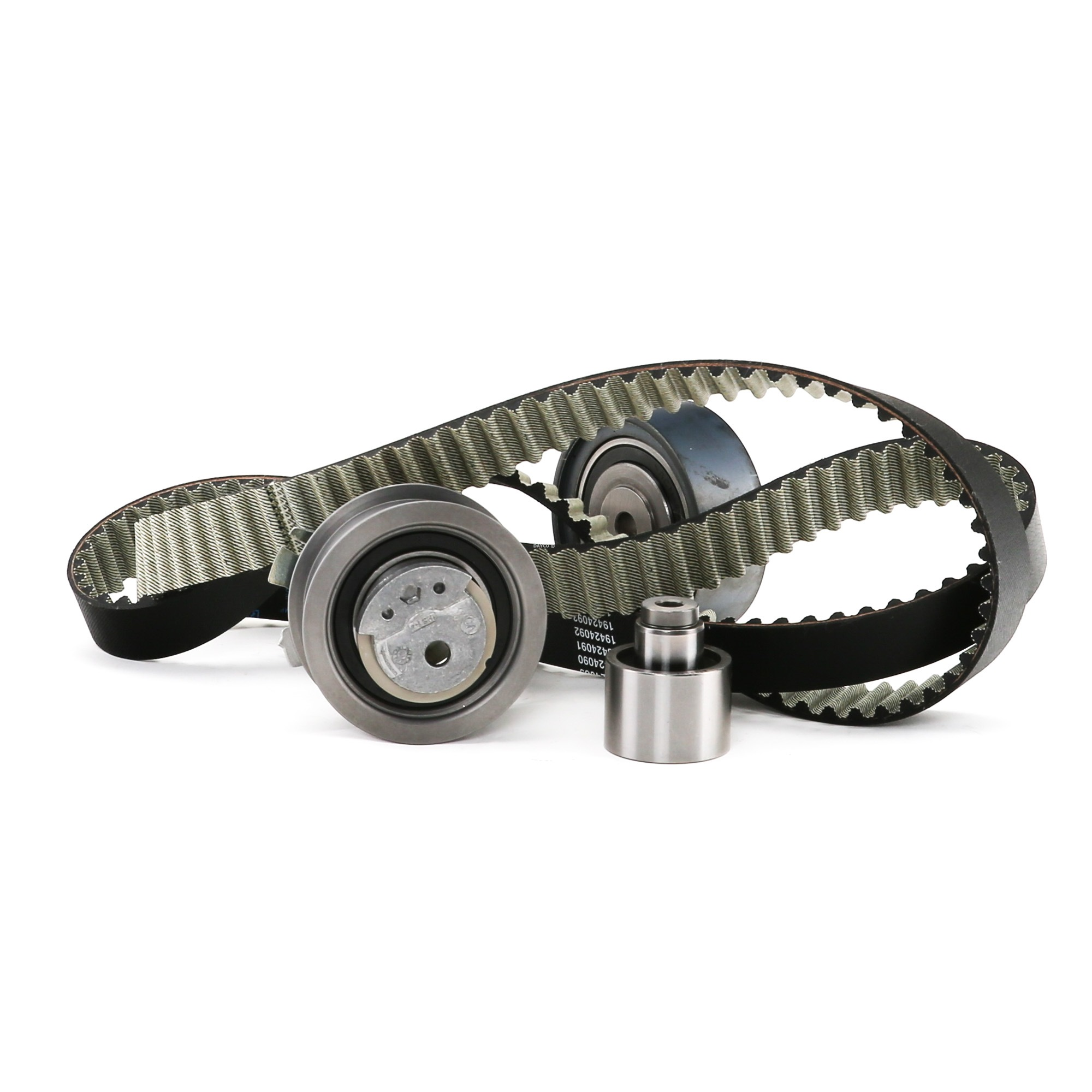 Car spare parts SKODA RAPID 2012: Timing Belt Set DAYCO KTB788 at a discount — buy now!
