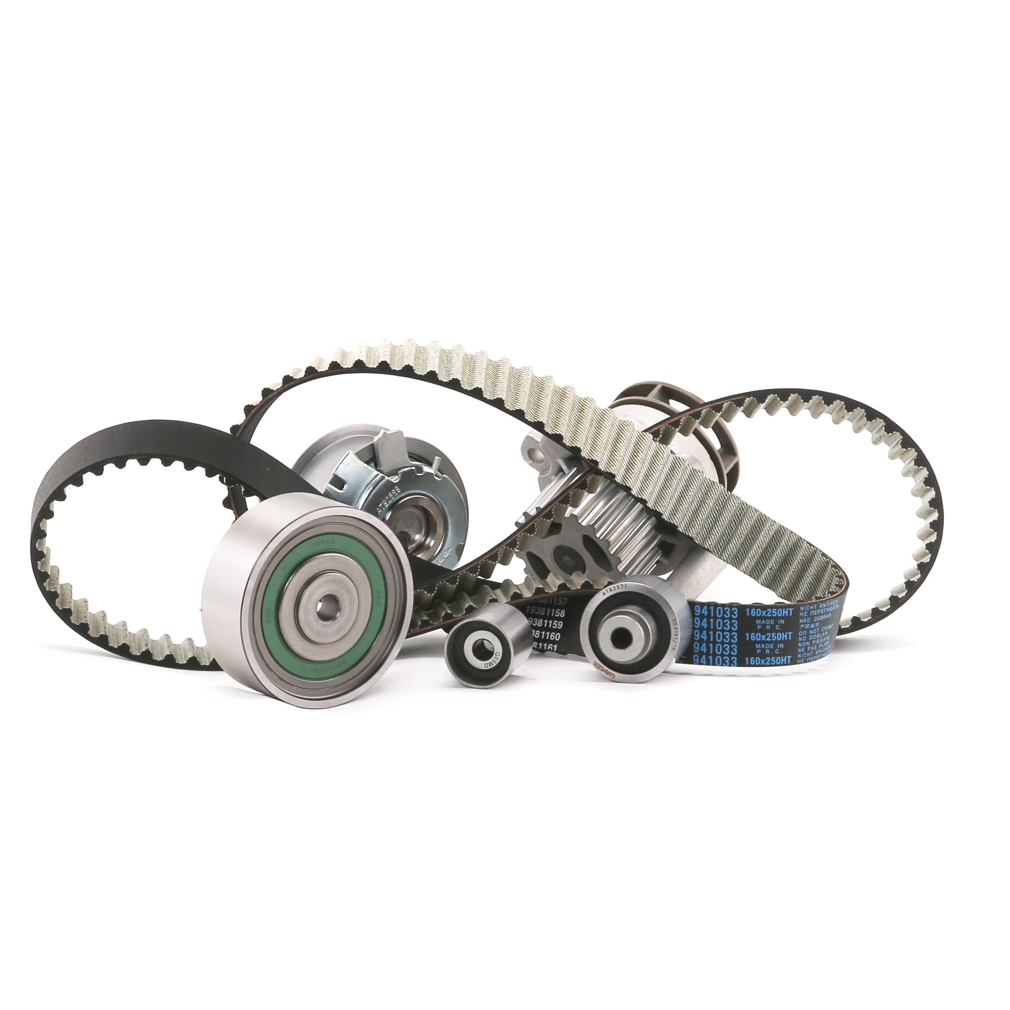 Buy cheap OEM parts: Water pump and timing belt kit DAYCO KTBWP7880