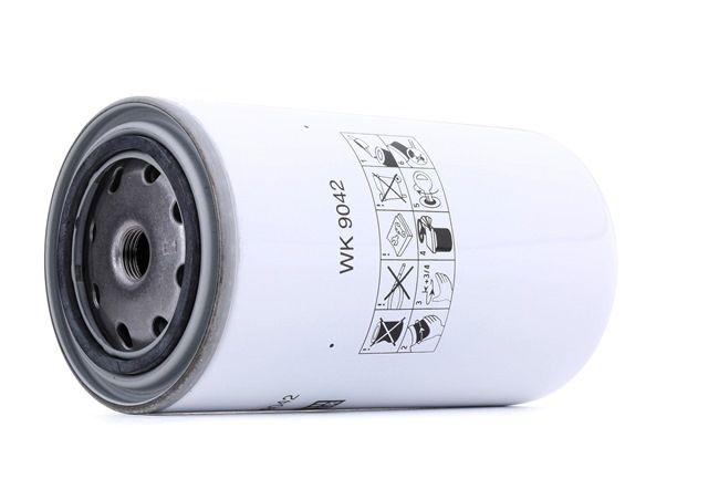 Поръчайте WK 9042 x MANN-FILTER Горивен филтър сега