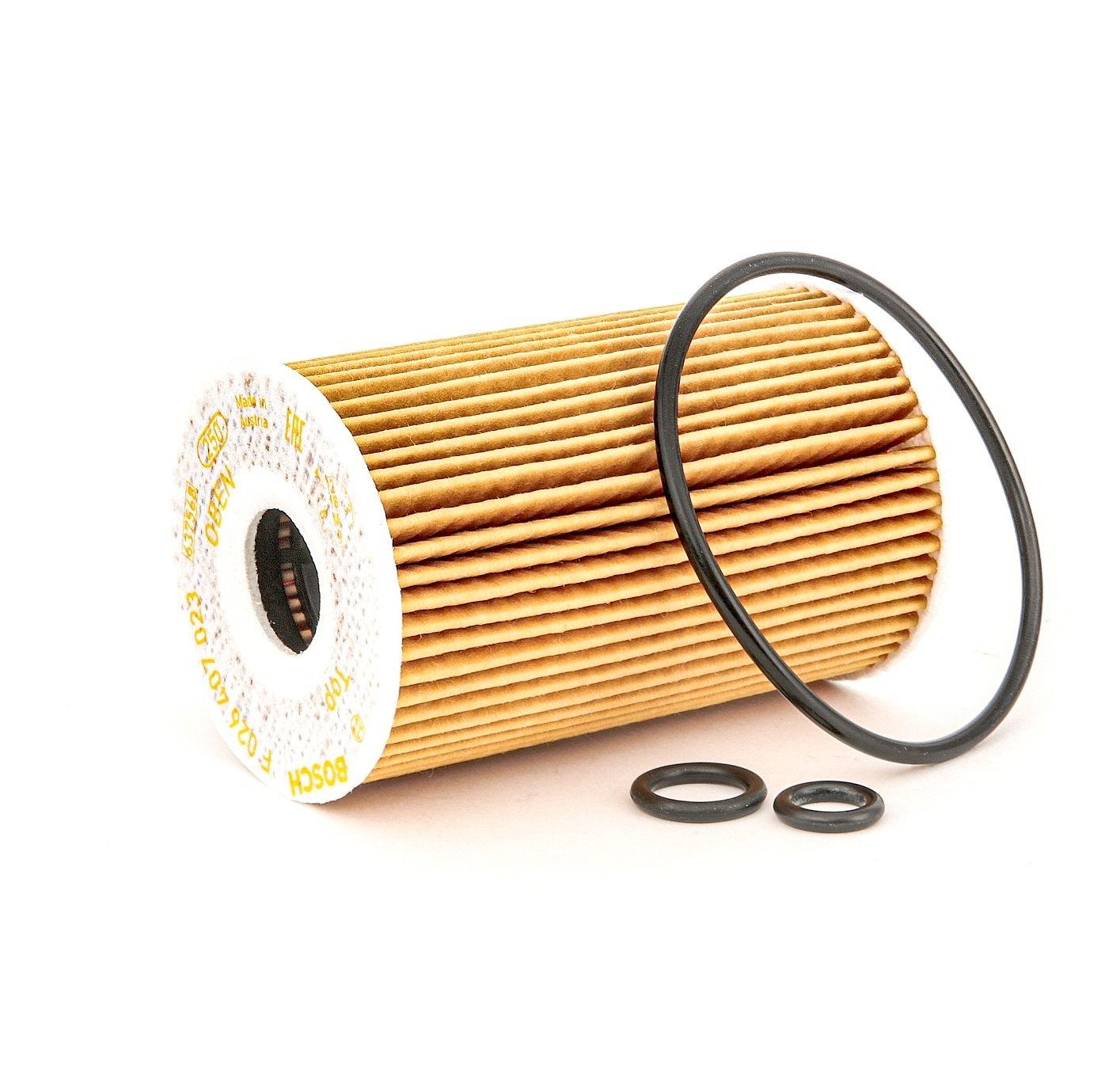 Achetez Filtre à huile BOSCH F 026 407 023 (Ø: 65mm, Hauteur: 101mm) à un rapport qualité-prix exceptionnel