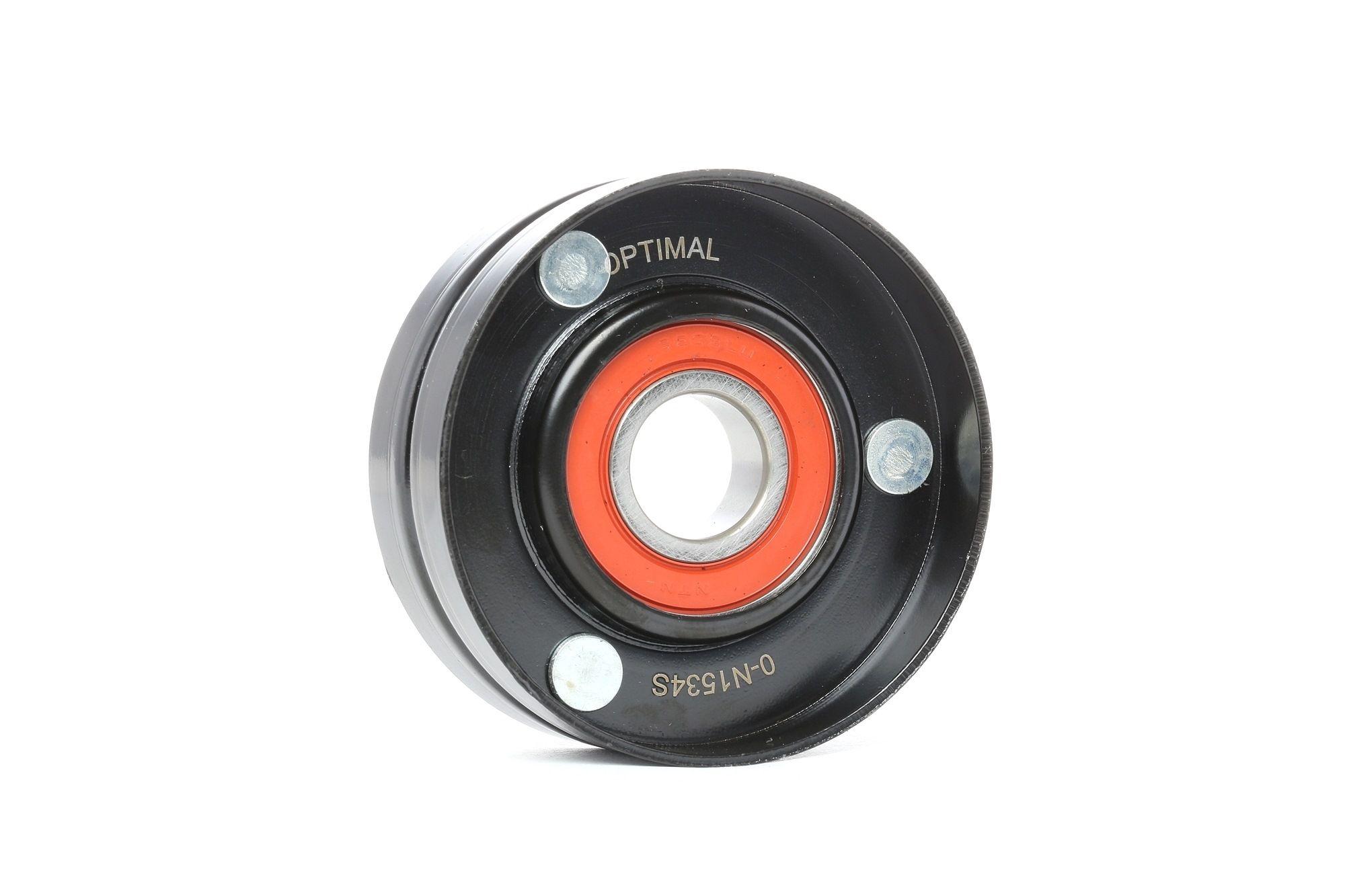 0-N1534S OPTIMAL Ø: 70mm, ohne Halter Breite: 24mm Spannrolle, Keilrippenriemen 0-N1534S günstig kaufen