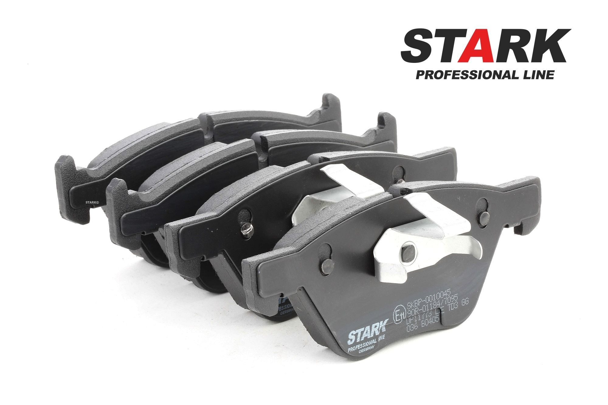 SKBP-0010045 STARK Bremsbelagsatz, Scheibenbremse - online kaufen