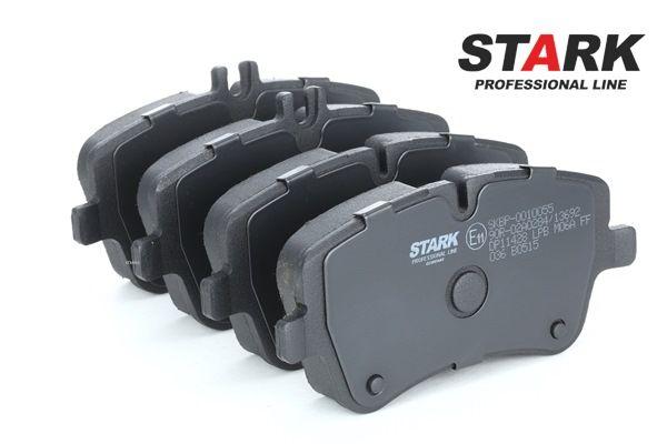 Bremsbelagsatz, Scheibenbremse SKBP-0010055 — aktuelle Top OE 005 420 62 20 Ersatzteile-Angebote