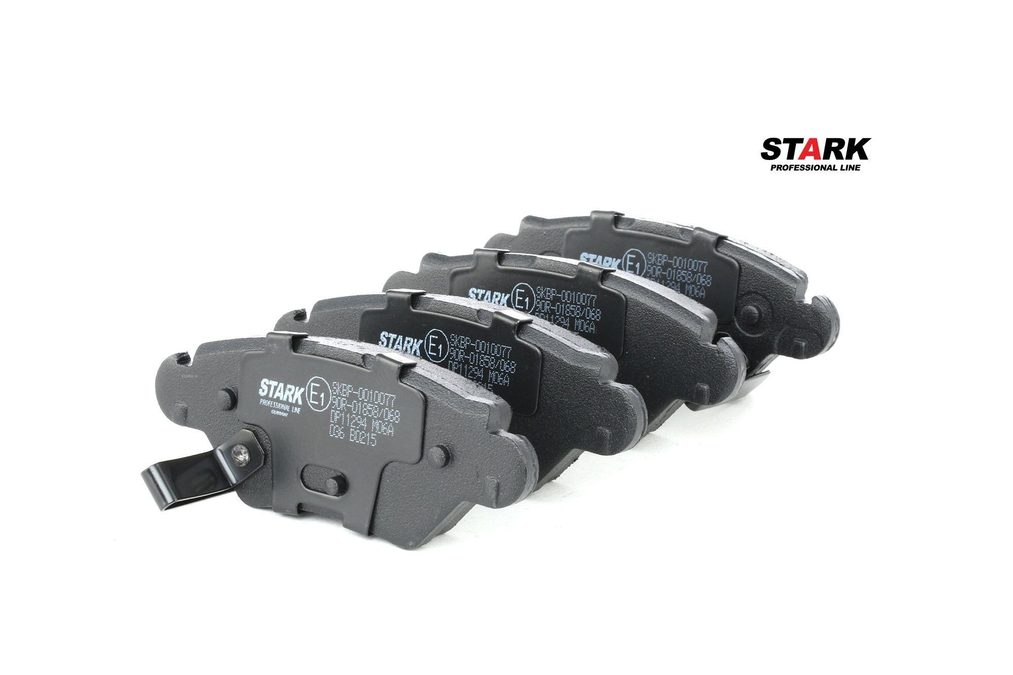 Bremsbelagsatz STARK SKBP-0010077