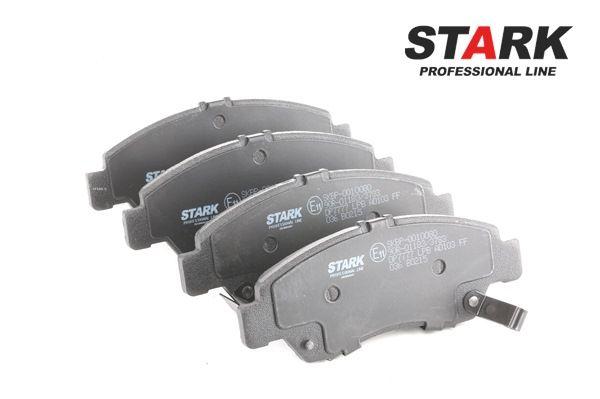 Bremsbelagsatz, Scheibenbremse STARK SKBP-0010080 günstige Verschleißteile kaufen