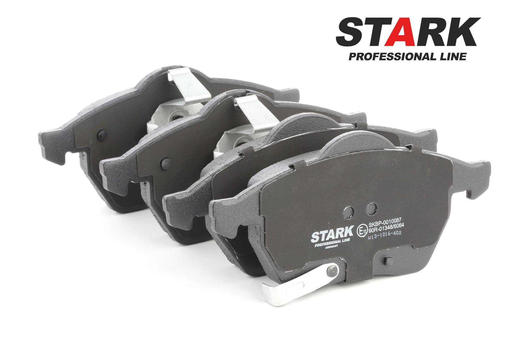 Bremsbelagsatz Scheibenbremse STARK SKBP-0010087