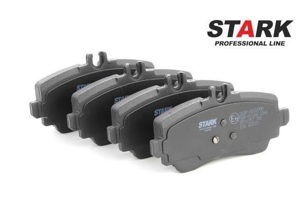 STARK SKBP0010090 Bremsbelagsatz Scheibenbremse Mercedes W168 A 160 CDI 1.7 (168.007) 2001 60 PS - Premium Autoteile-Angebot