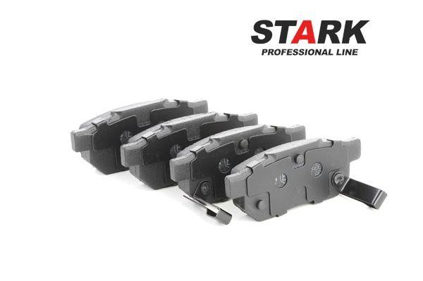 Bremsbelagsatz, Scheibenbremse STARK SKBP-0010094 günstige Verschleißteile kaufen