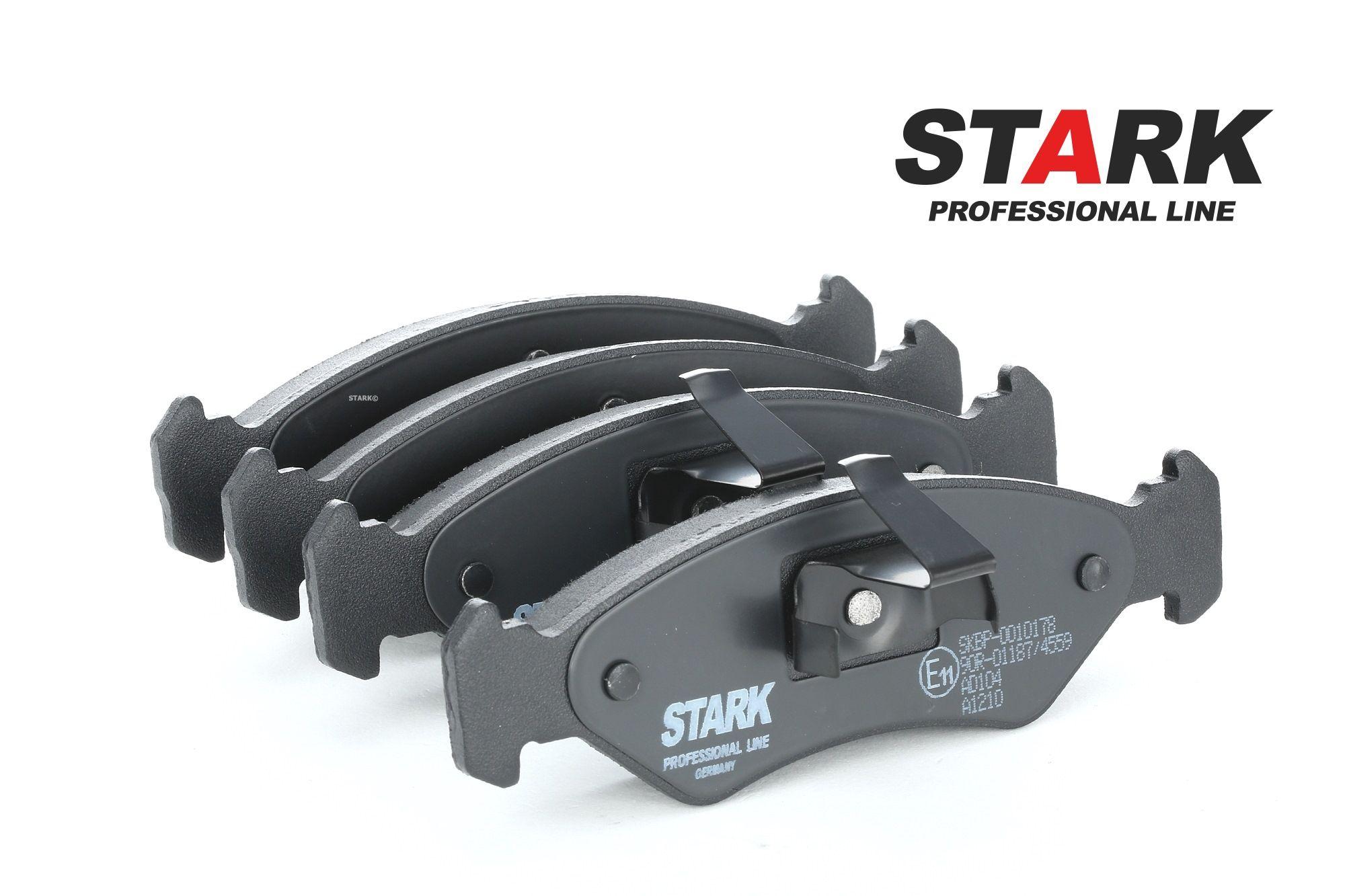 Scheibenbremsbeläge STARK SKBP-0010178