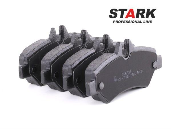 Bremsbelagsatz, Scheibenbremse SKBP-0010204 — aktuelle Top OE 0044206920 Ersatzteile-Angebote