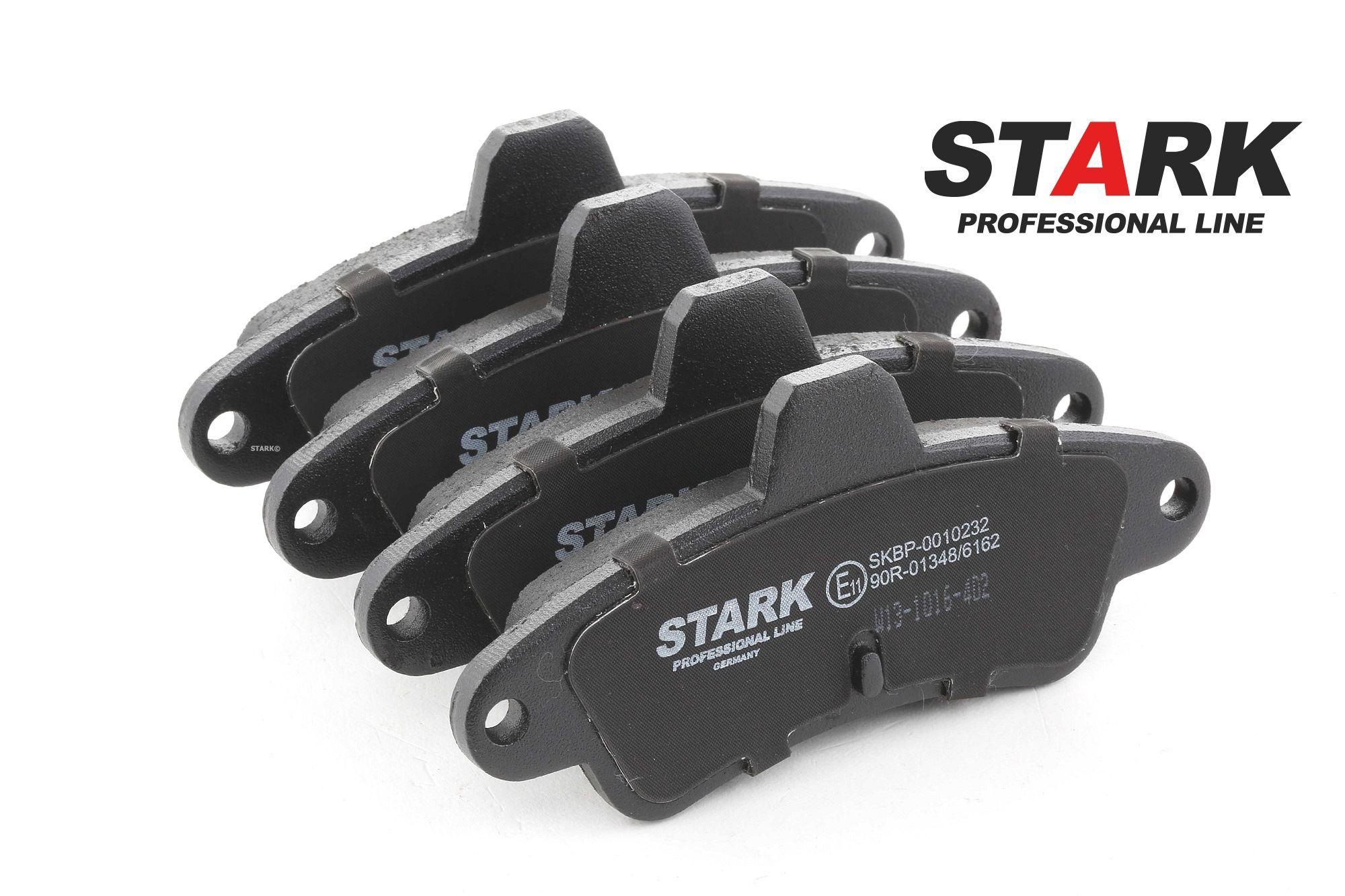 Bremssteine STARK SKBP-0010232