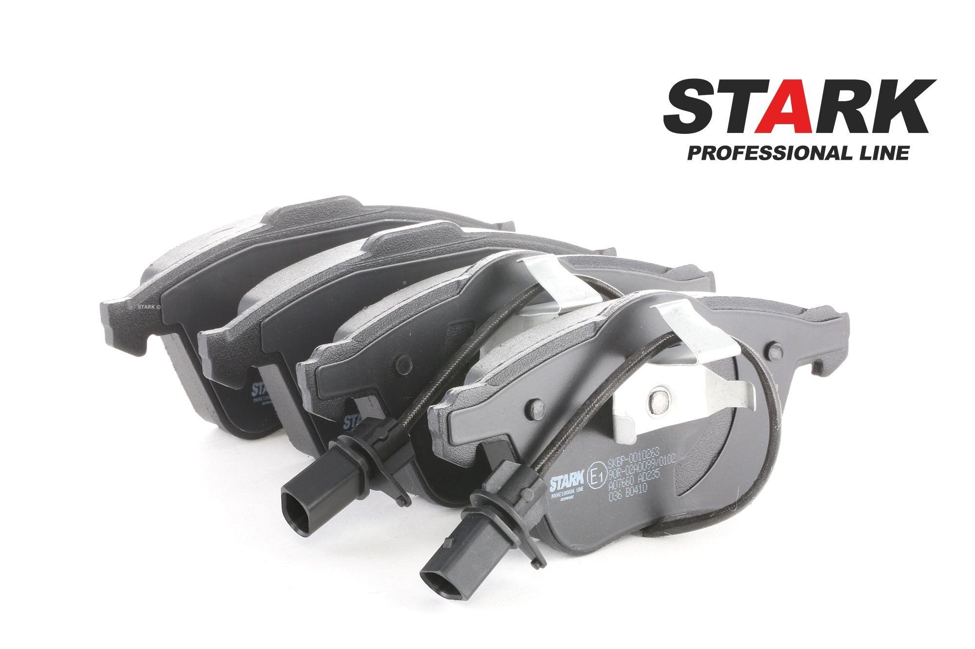 Bremsbelagsatz STARK SKBP-0010263