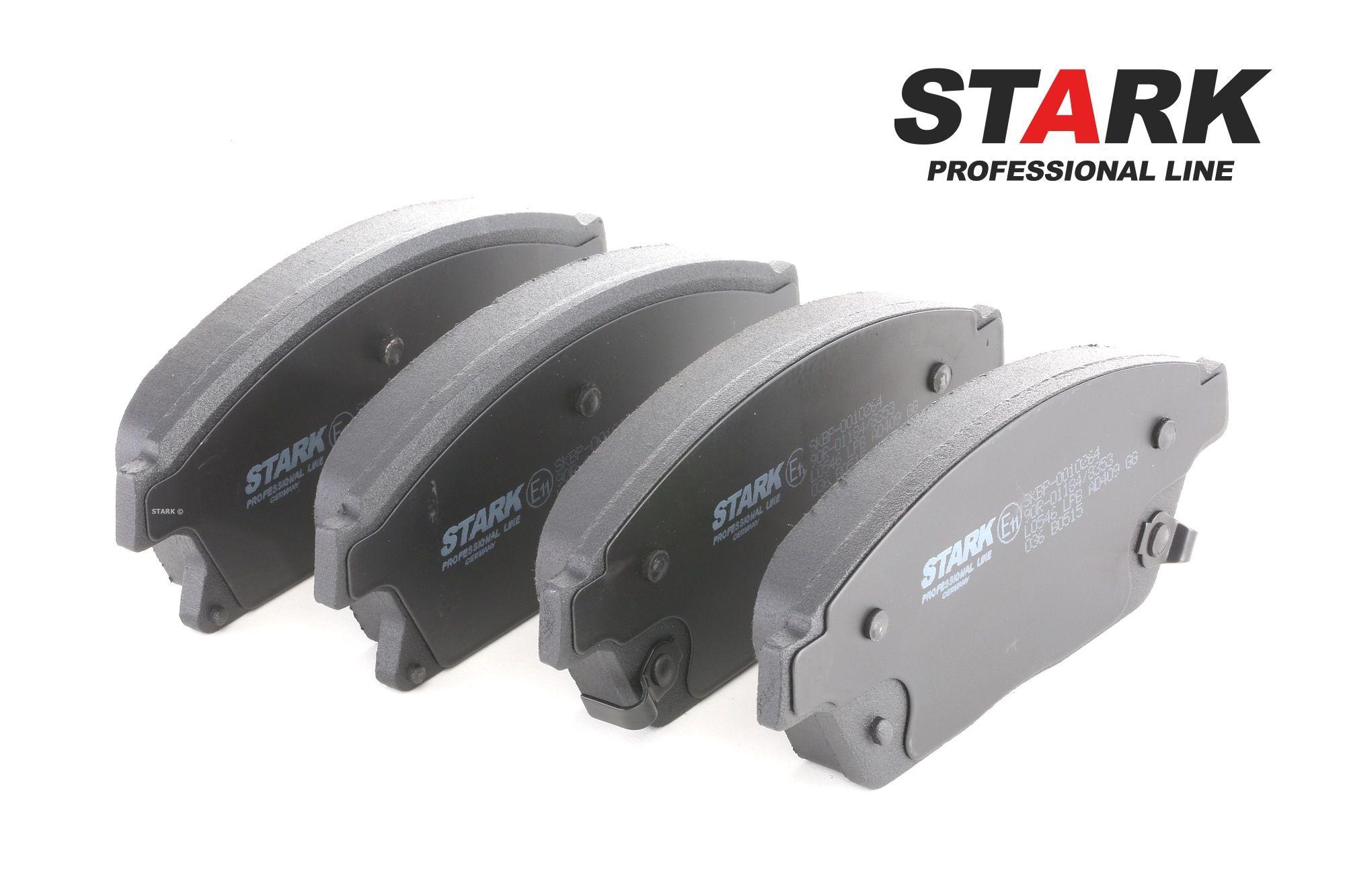 Bremsbelagsatz STARK SKBP-0010264