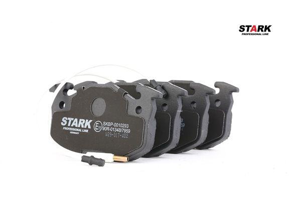STARK SKBP-0010293 : Plaquettes de frein pour Twingo c06 1.2 2004 58 CH à un prix avantageux