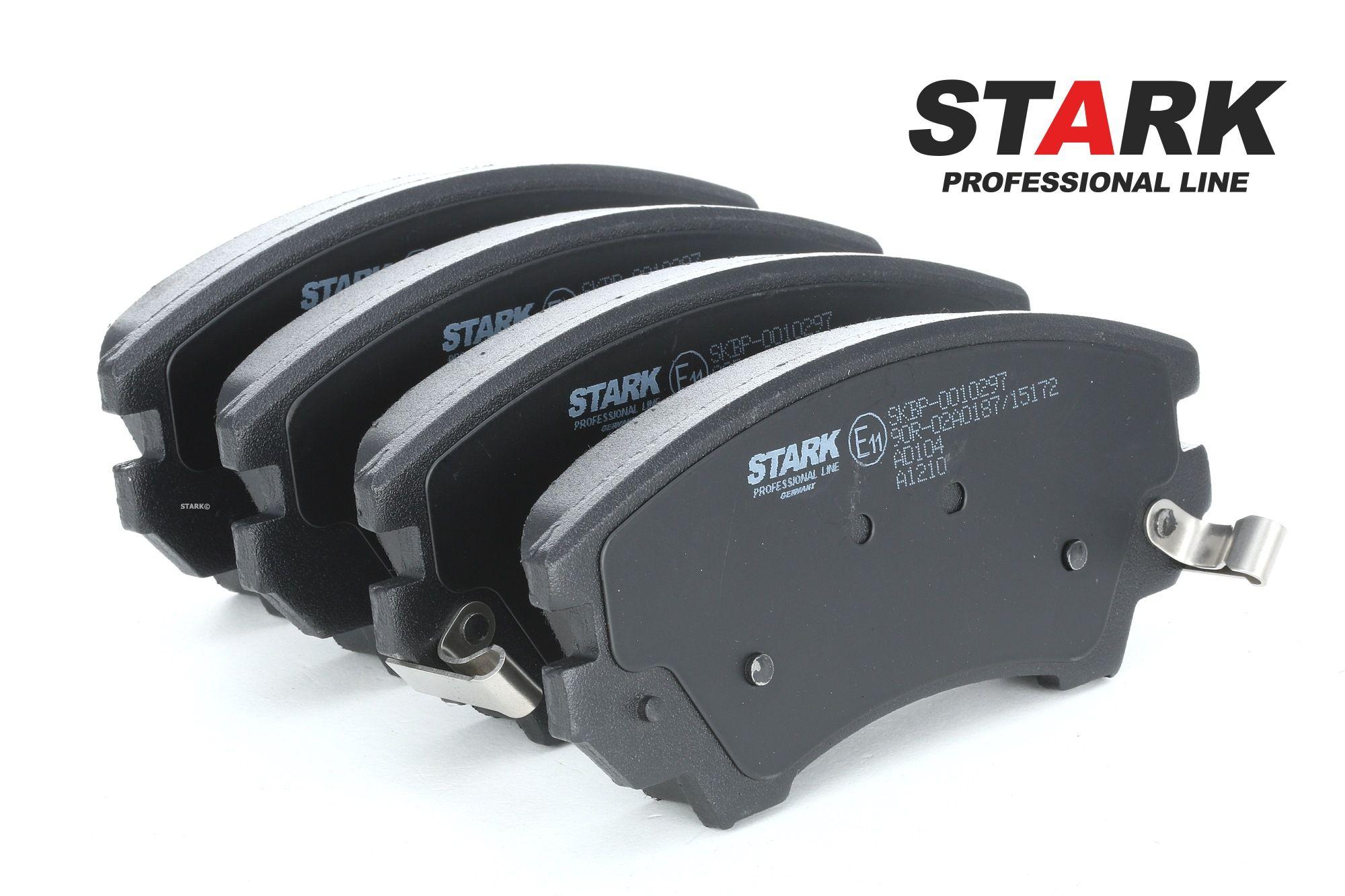 Scheibenbremsbeläge STARK SKBP-0010297