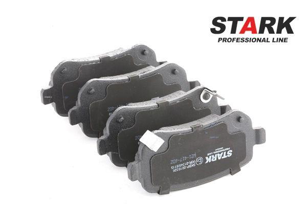 STARK Bremsbelagsatz, Scheibenbremse SKBP-0010326