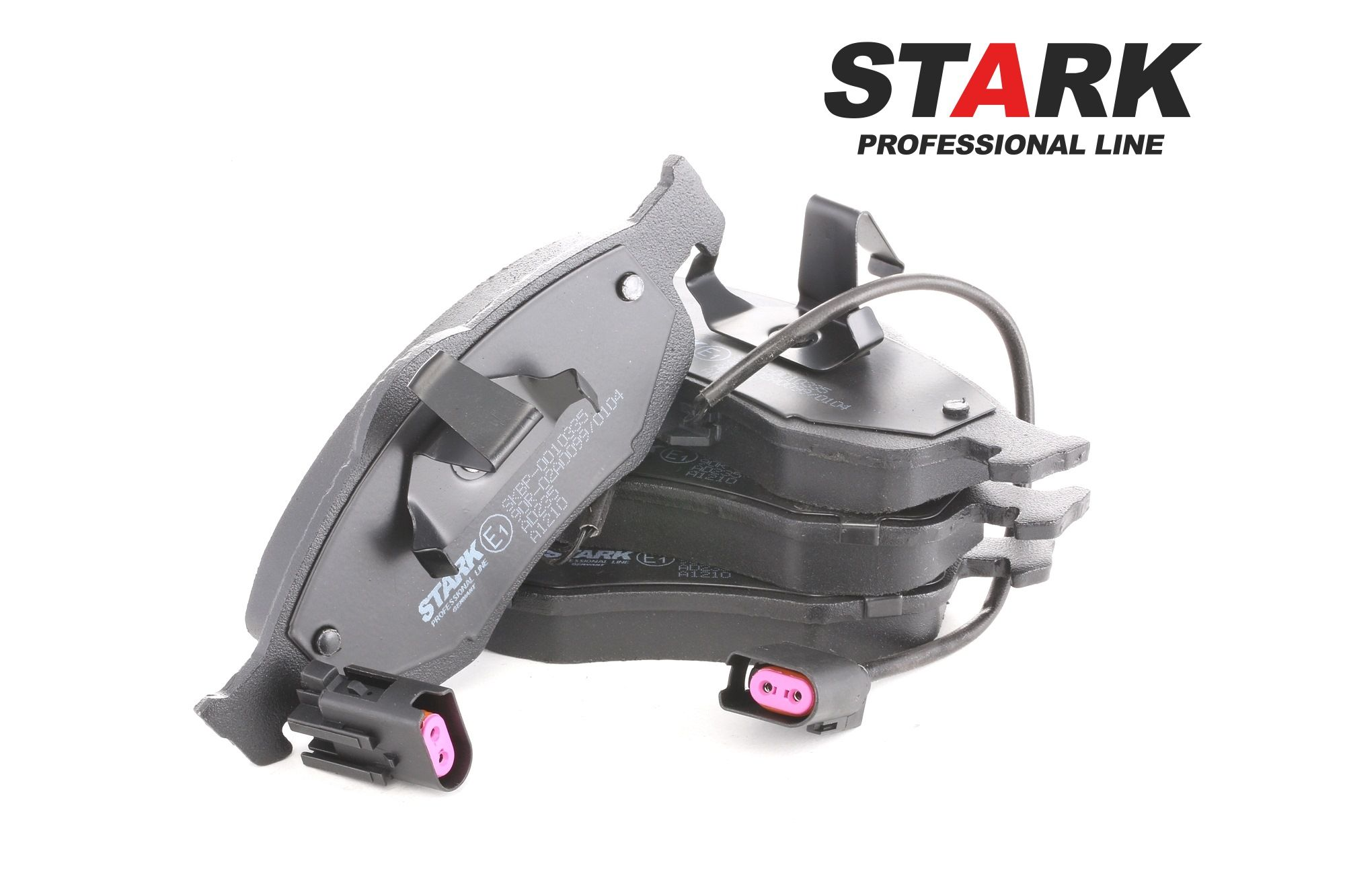 Bremsbelagsatz Scheibenbremse STARK SKBP-0010335