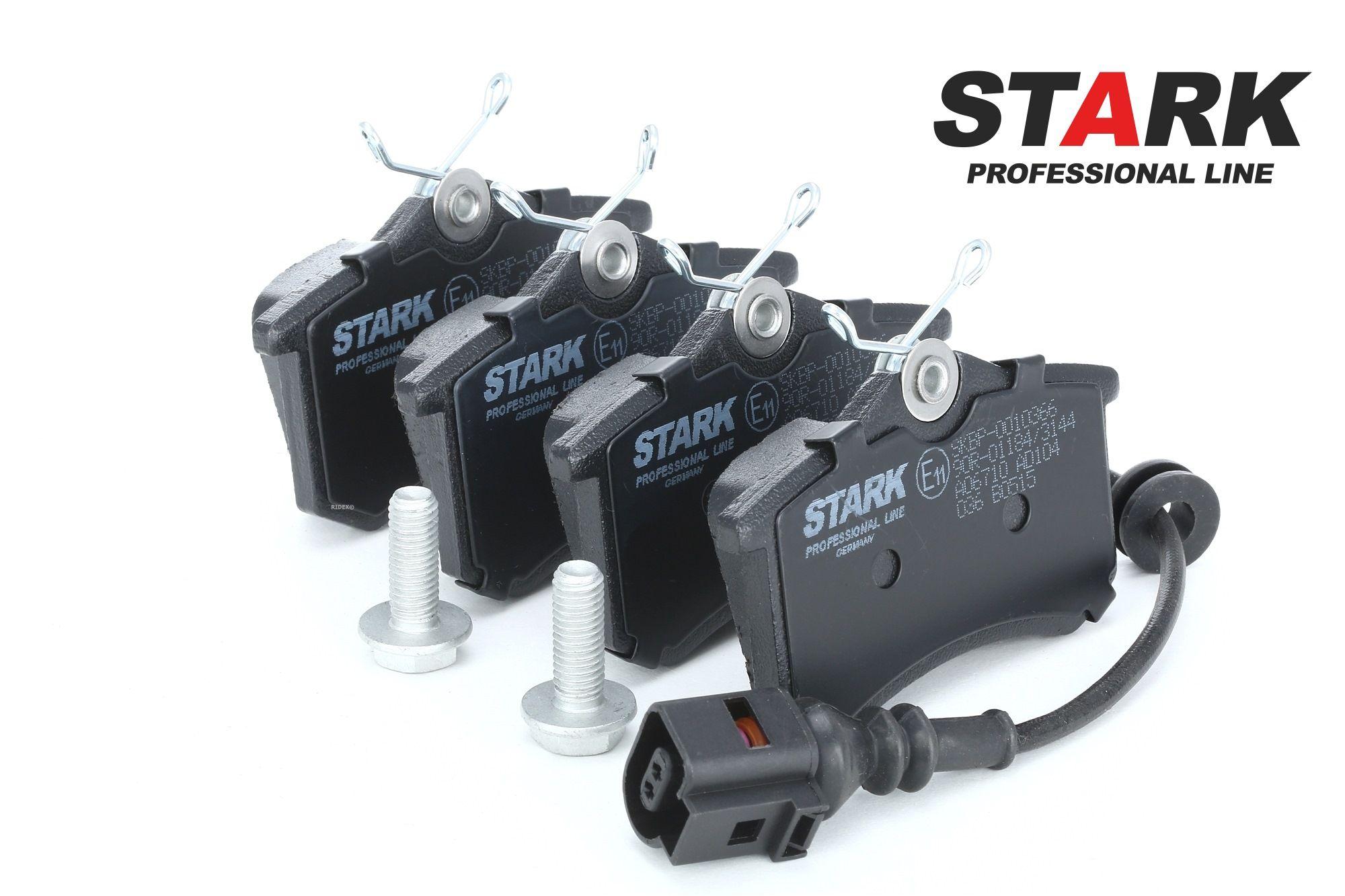 Bremsbelagsatz Scheibenbremse STARK SKBP-0010366