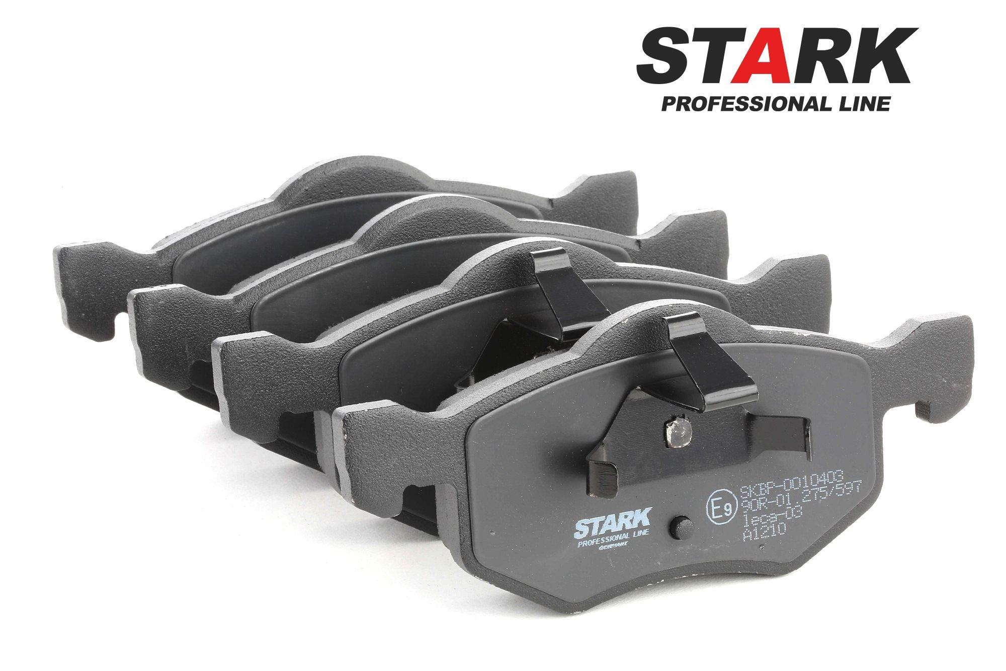FORD USA ESCAPE 2011 Bremsbelagsatz - Original STARK SKBP-0010403 Höhe: 66,5mm, Breite: 156,3mm, Dicke/Stärke: 18,3mm